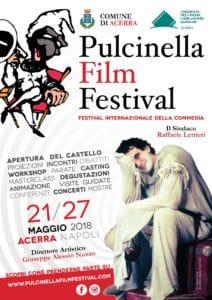 Ornella Muti omaggia Troisi al Pulcinella Film Festival (Locandina Pulcinella Film Festival 2018 web 212x300)