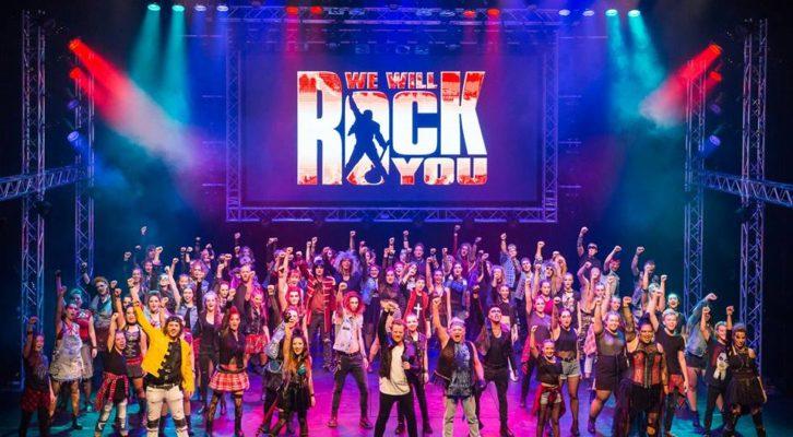 """Si aprono le audizioni per il ritorno di """"We Will Rock You"""""""