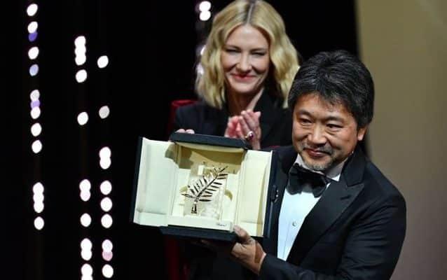 Un'affare di famiglia del giapponese Kore-eda Hirokazu vince la Palma d'Oro