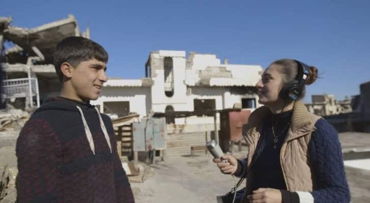 Ad astradoc arriva il pluripremiato Radio Kobani di Reber Dosky