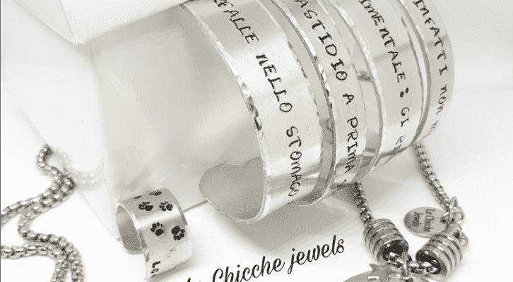 Veronica Brisci l'artigiana dei gioielli