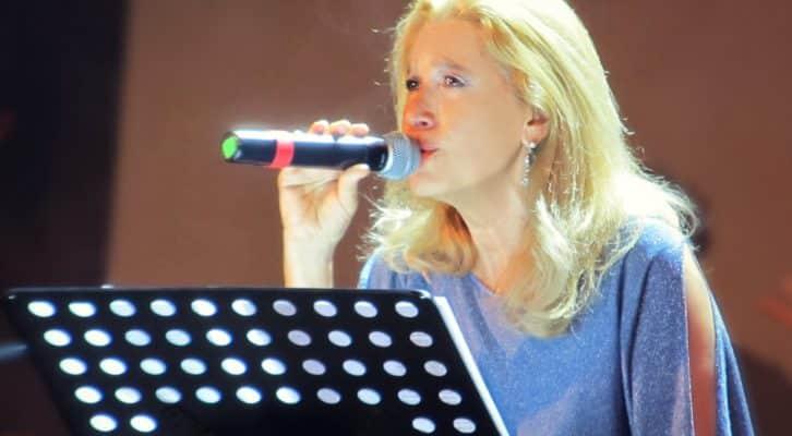 Grazia Di Michele alla quarta edizione del Mia Martini Festival