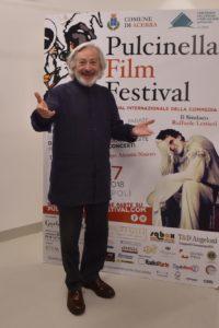 Leo Gullotta Pulcinella Film Festival