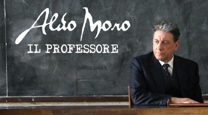 Sergio Castellitto interpreta Aldo Moro