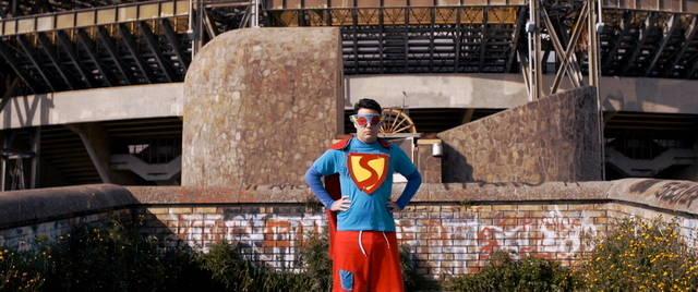 """""""La Leggenda del Superman Napoletano"""", il nuovo singolo di Tommaso Primo"""