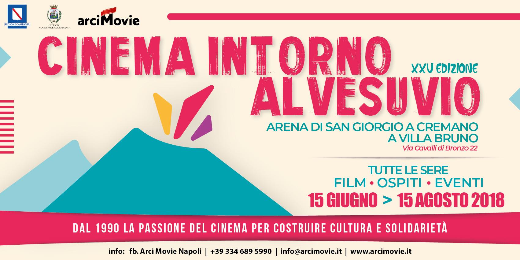 """Robin Campillo, Massimiliano Gallo e Bruno Oliviero ospiti di """"Cinema intorno al Vesuvio"""""""