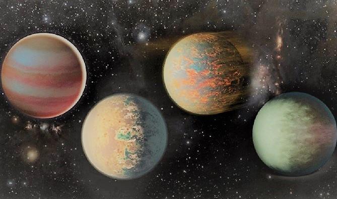 Kepler ha scoperto altri 80 pianeti esterni al Sistema Solare