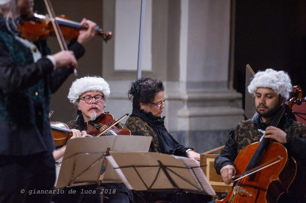 """""""Le Note del Chiostro"""" a San Lorenzo Maggiore"""