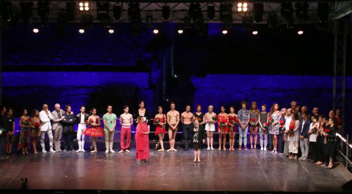 L'Anfiteatro romano di Avella ospita la quarta edizione di l'Abella Danza