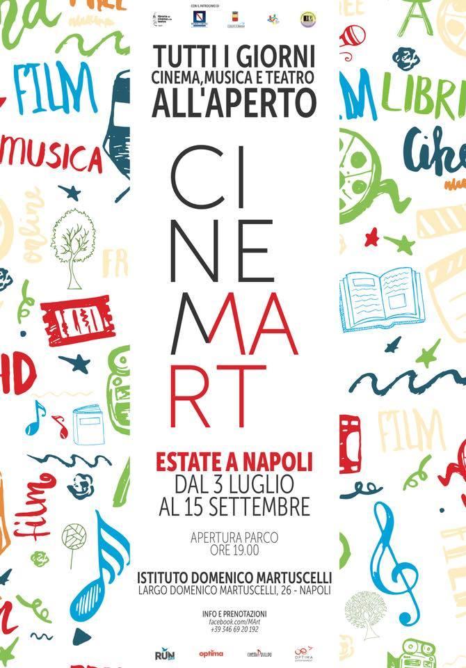 Al via CineMart a Napoli