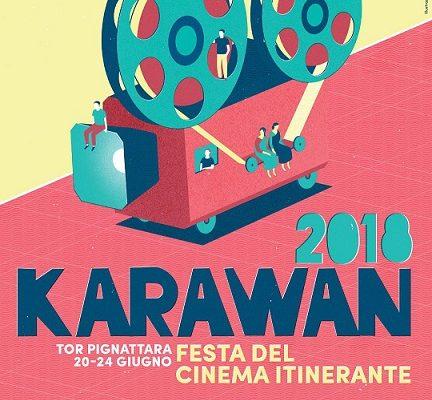 Karawan: torna a Roma la festa del cinema itinerante