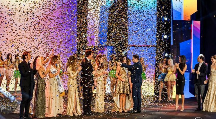 Miss Europe Continental 2018, la finalissima al Teatro Mediterraneo di Napoli