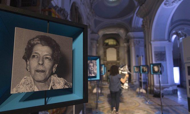 "NTF: ""Tina Pica 1884-1968"", la mostra a cura di Giulio Baffi"