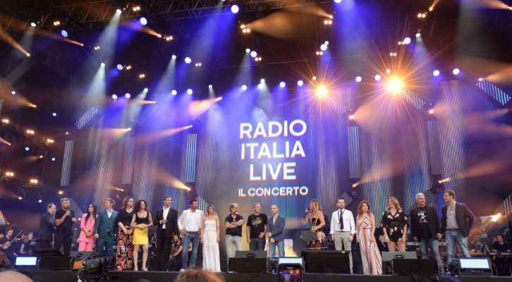 La settima edizione di Radio Italia Live – Il Concerto