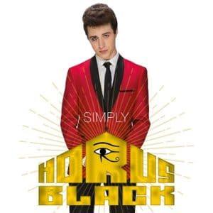 Simply, l'album d'esordio del giovanissimo artista Horus Black (simply cover horus black 300x300)