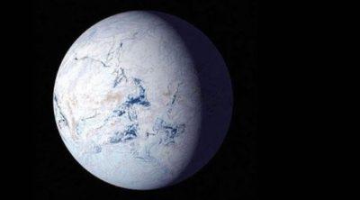 717 milioni di anni fa la Terra era una palla di neve