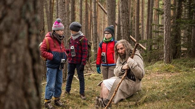 """Al Giffoni Film Festival presentato """"Ötzi e il mistero del tempo"""" di Gabriele Pignotta"""