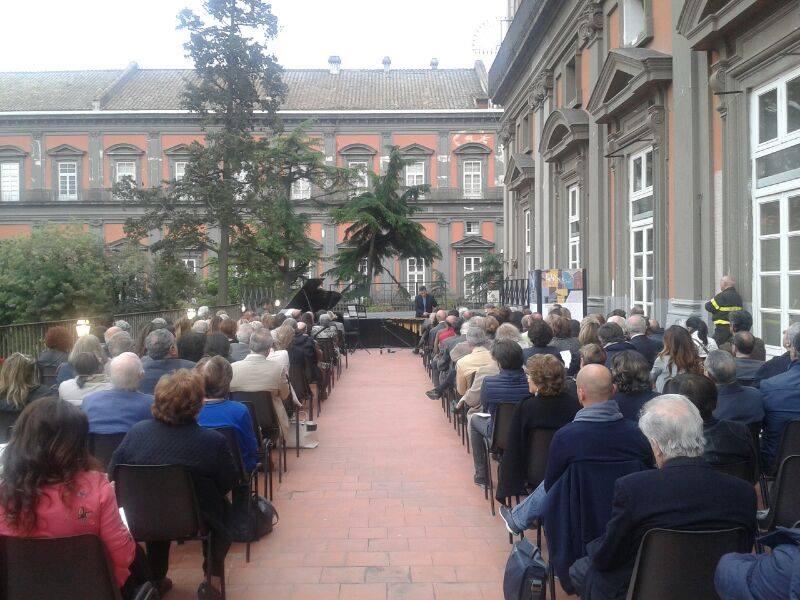 Teatro San Carlo: al via la nuova edizione di Concerti in Terrazza