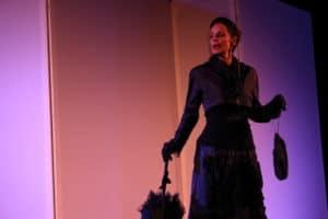 Tiziana Sensi ne La parrucchiera dell'imperatrice al Marconi Teatro Festival (IMG 1474 300x200)
