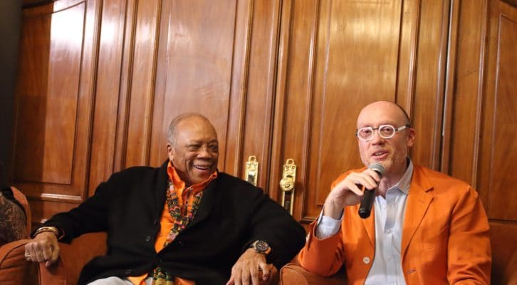 Quincy Jones apre l'Umbria Jazz con un concerto evento