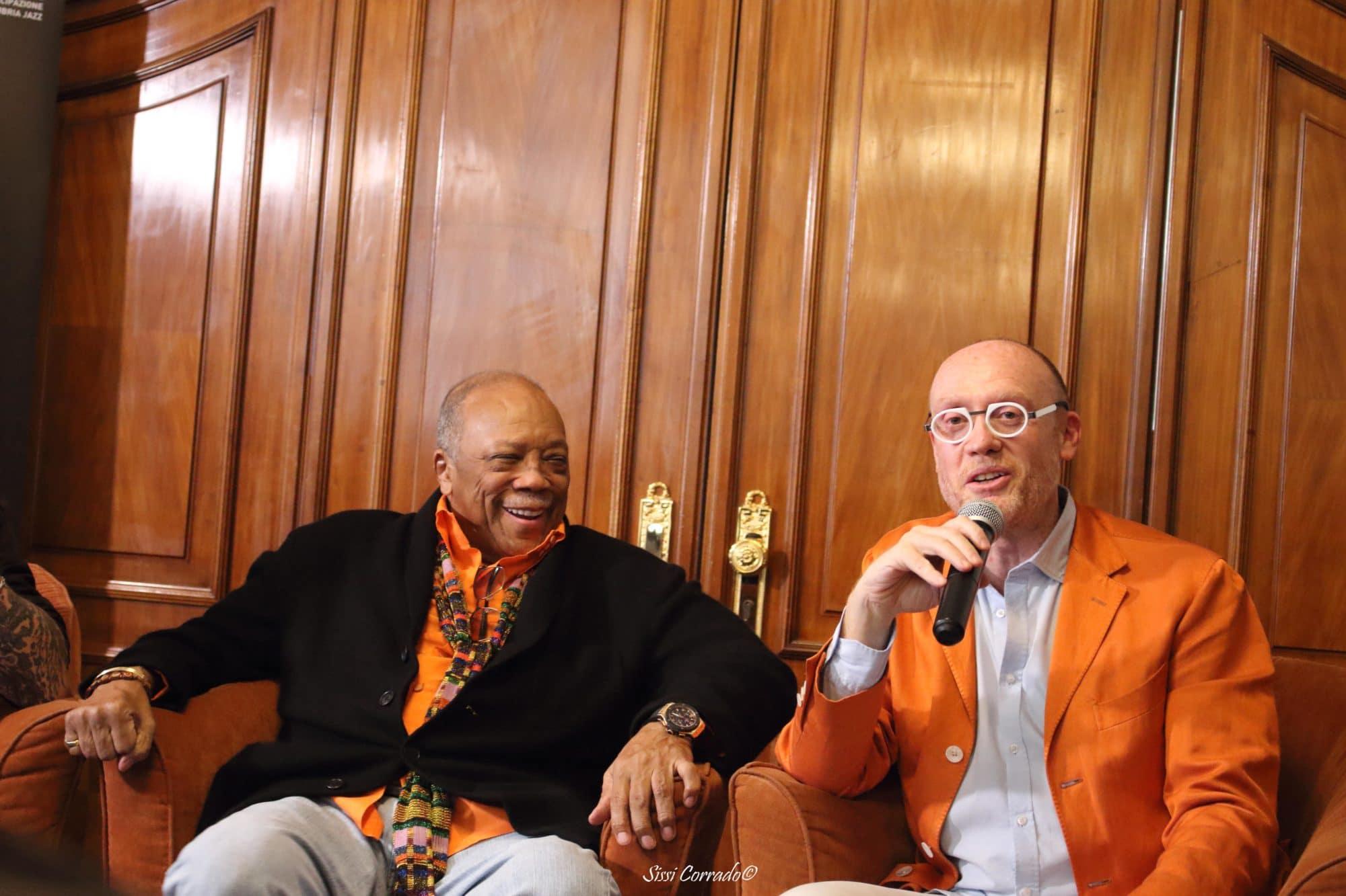 Quincy Jones apre l'Umbria Jazz con un concerto evento