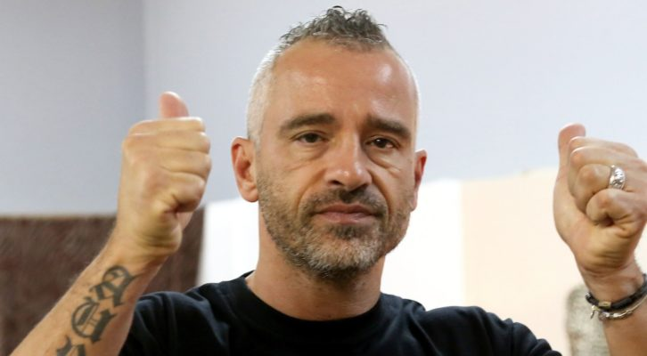 Eros Ramazzotti e Vertigo siglano un accordo per il prossimo World Tour