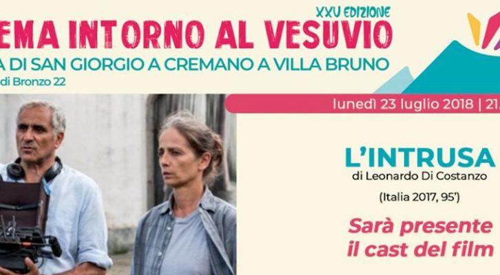 """Marcello Fonte torna a """"Cinema intorno al Vesuvio"""""""