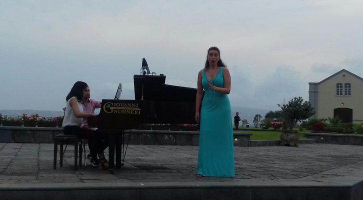 Sinfonie sul mare a Pietrarsa