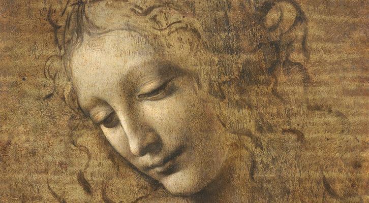 """La Scapiliata"""" di Leonardo in mostra a Palazzo Zevallos di Napoli"""