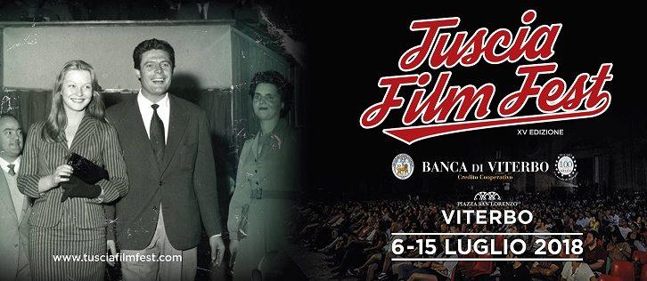 Tuscia Film Fest 2018: i film, gli ospiti e il programma della quindicesima edizione