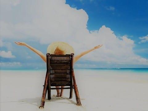 Più di 3 settimane di vacanza allungano la vita