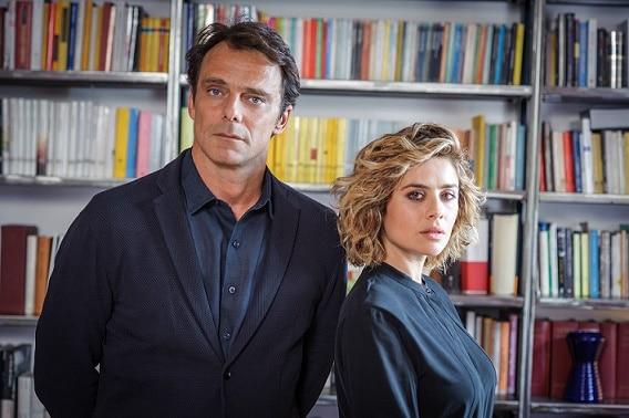 """Al via le riprese di """"Non Mentire, nuova serie con Alessandro Preziosi e Greta Scarano"""