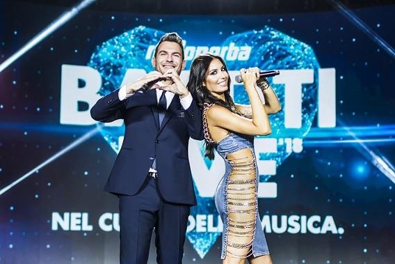 """""""Battiti Live"""" torna si Italia 1 in prima serata"""
