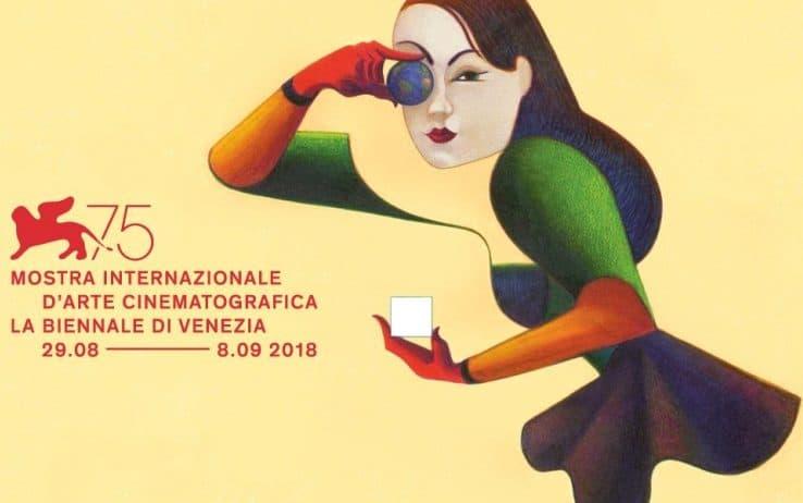 Al via la 75esima Mostra Internazionale d'Arte Cinematografica di Venezia