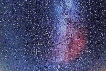 Le stelle e il cielo del mese di agosto