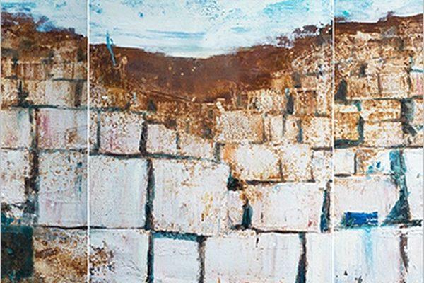 """Al Blu di Prussia: """"Iron&Ivory"""", la nuova personale pittorica di Alessandro Busci"""