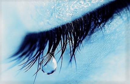 Anche le lacrime sono importanti