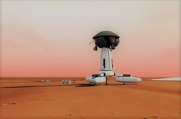Si potrebbe vivere su Marte grazie alla presenza di acqua ai Poli