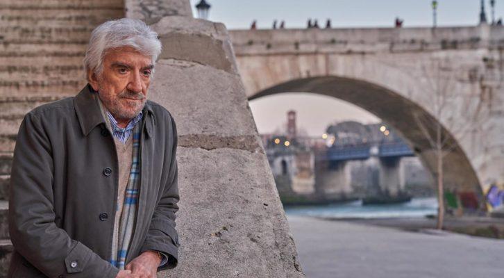 Gigi Proietti torna sul piccolo schermo nei panni di Bruno Palmieri