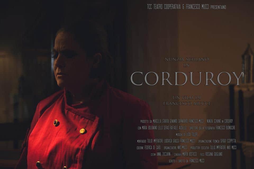 """Francesco Mucci, il suo esordio nel mondo della cinematografia con """"Corduroy"""""""