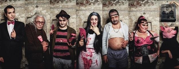 """Maria Bolignano presenta """"La Famiglia Quozzo"""", la nuova webserie comic horror"""