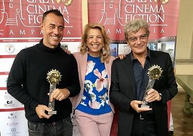 Matteo Garrone e Mario Martone premiati all'anteprima del Gala Cinema e Fiction in Campania