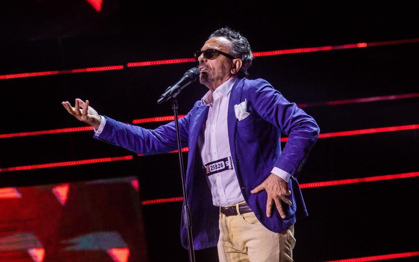 Gerardo Carmine Gargliulo, una gita a X Factor