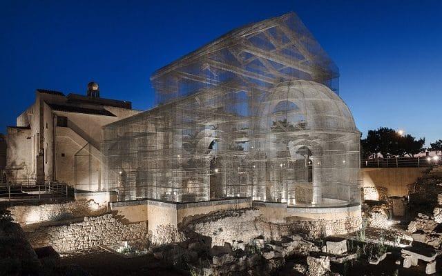 La Basilica di Siponto di Edoardo Tresoldi