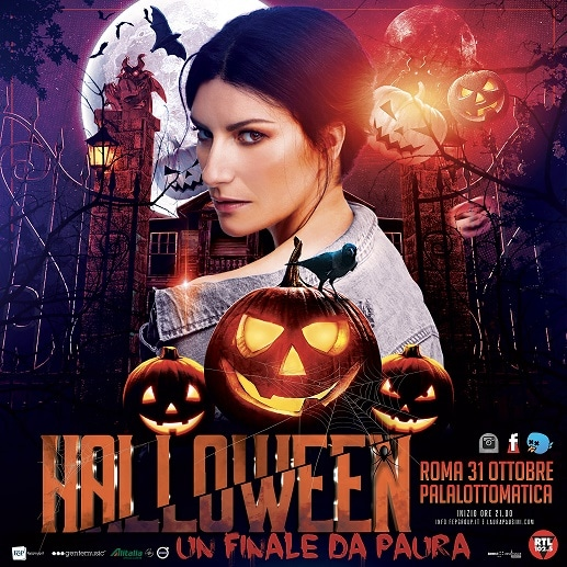 Laura Pausini, un finale da paura per il Fatti sentire Worldwide tour 2018