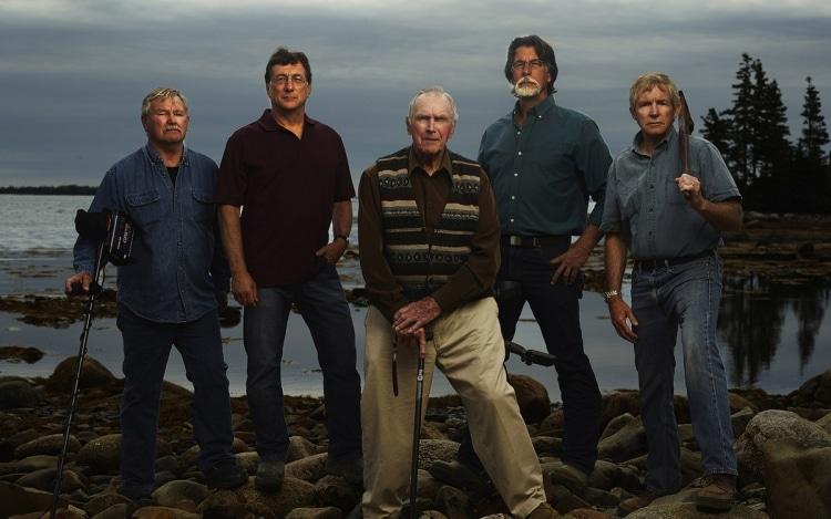 """Arriva la quarta stagione di """"Oak Island e il tesoro maledetto"""""""