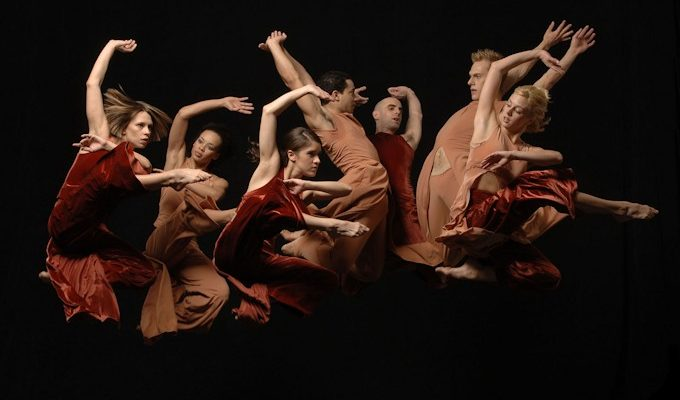 Torna in Italia Parsons Dance