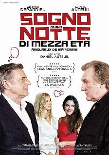 Sogno di una notte di Mezza età, di e con Daniel Auteil e con Gérard Depardieu
