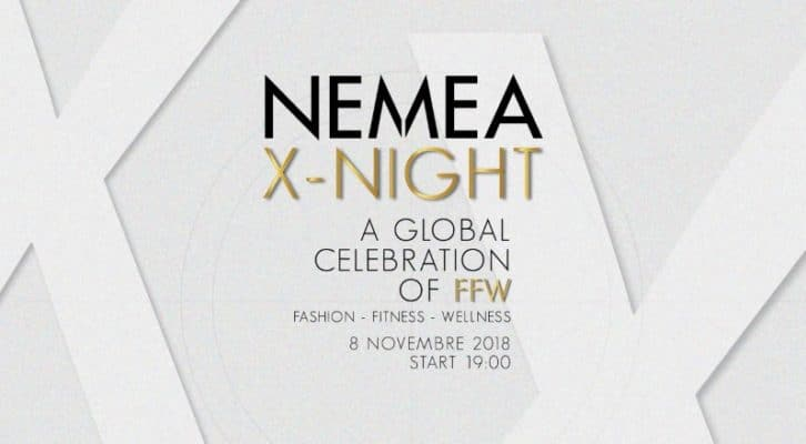 Nemea X-Night: la notte del Fashion, Fitness e Wellnes in Campania