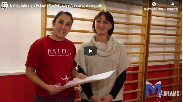 Battiti: Intervista Roberta Castelluzzo e Alessandra Lanciotti